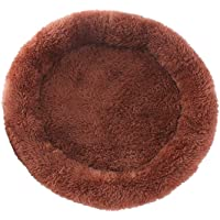 Soft Plush Round Pet Bed Pet Nest Cat Bed Hamster Bed Soft House for Hamster Hedgehog Rabbit Cats Small Dogs