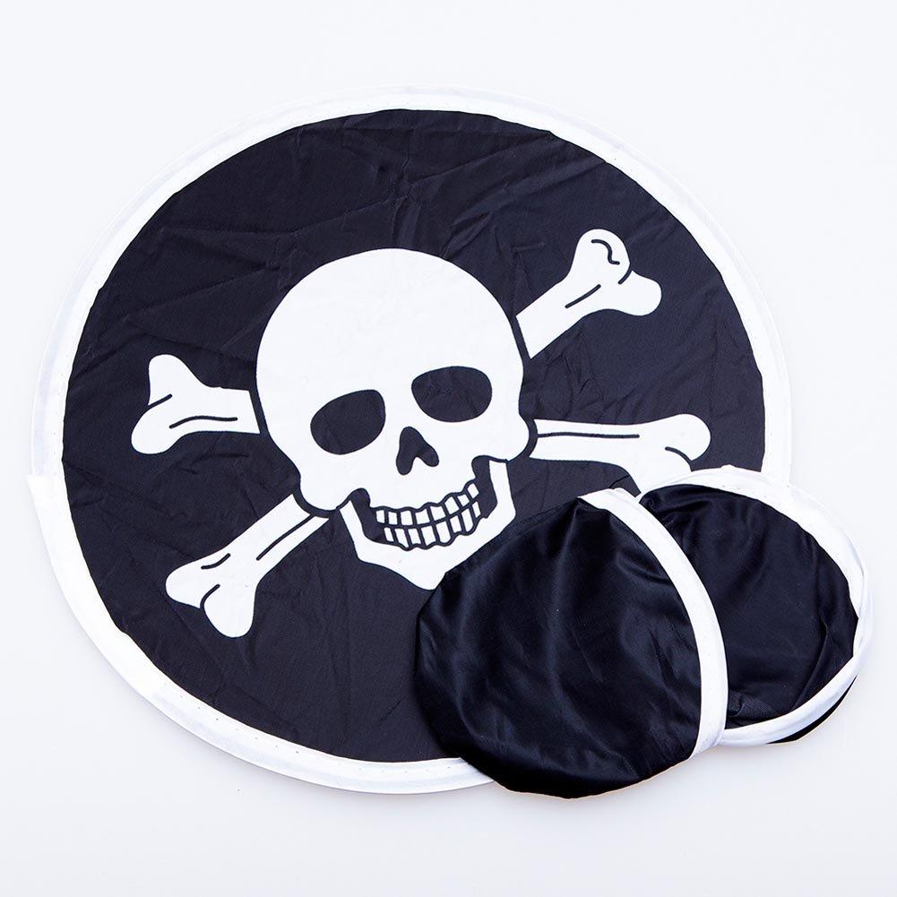 超爆安  Pirate Pirate Flying Discs w/ポーチ Discs B00S07OGGO B00S07OGGO, オオイタグン:e32757dd --- irlandskayaliteratura.org