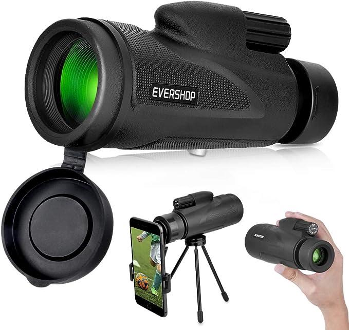 18 X Zoom Lens Monocular Telescope Camera Photo