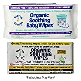 Doctor Butler's Organic Soothing Baby Wipes