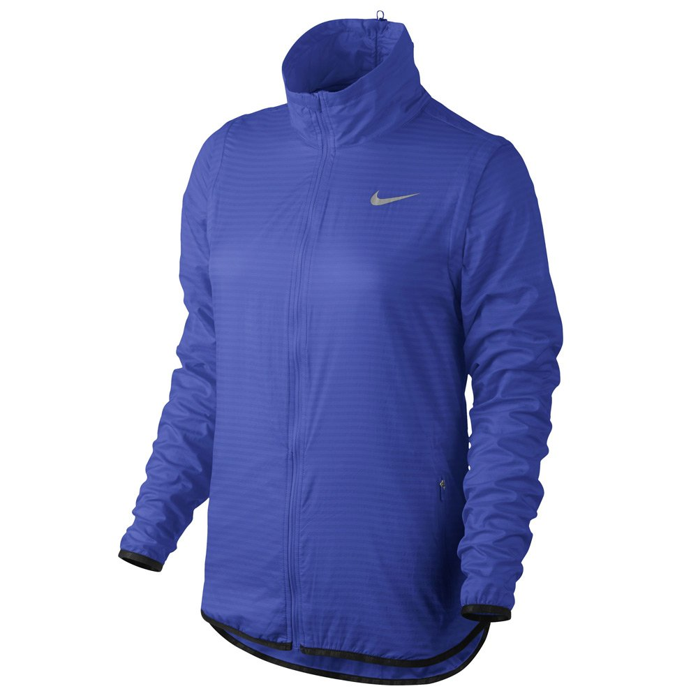 Nike Flight Convertible Golf Jacket 2017 Women Paramount Blue/Metallic Silver X-Small by Nike