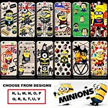"""iPhone 6/6s (4.7"""") Minions Cartoon Silicone Phone Case / Gel Cover for Apple iPhone 6S 6 (4.7"""") / Screen Protector & Cloth / iCHOOSE / DragonBall Z ( U )"""