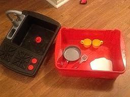 Amazon Com Little Tikes Splish Splash Sink Amp Stove Toys