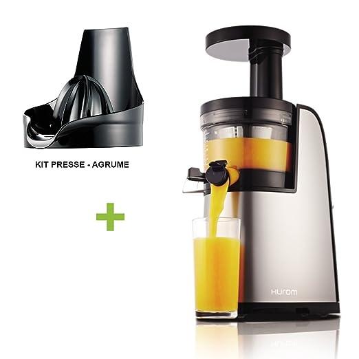 Pack Promo Hurom HG Gris + - Exprimidor de limones - Extractor de ...
