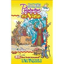 Santa Biblia palabritas de vida NVI: La nueva Biblia de estudio de los niños de Hispanoamérica