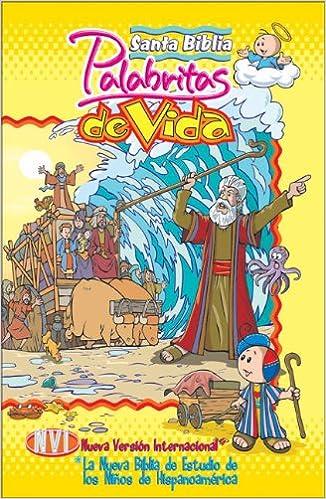 Zondervan - Nvi Biblia Palabritas