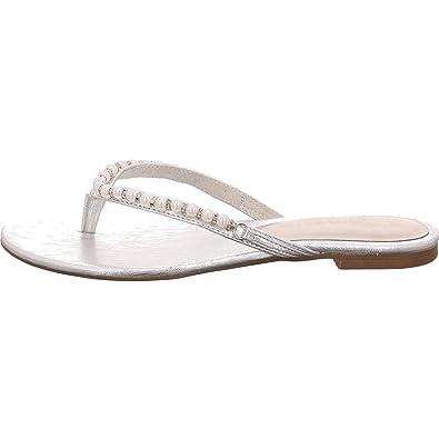 separation shoes 9654e c14c0 Tamaris 2710138941 Größe 42 Silber (Platin): Amazon.de ...