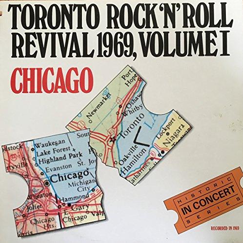 Accord Gold (toronto rock 'n' roll revival 1969, vol. 1 LP)