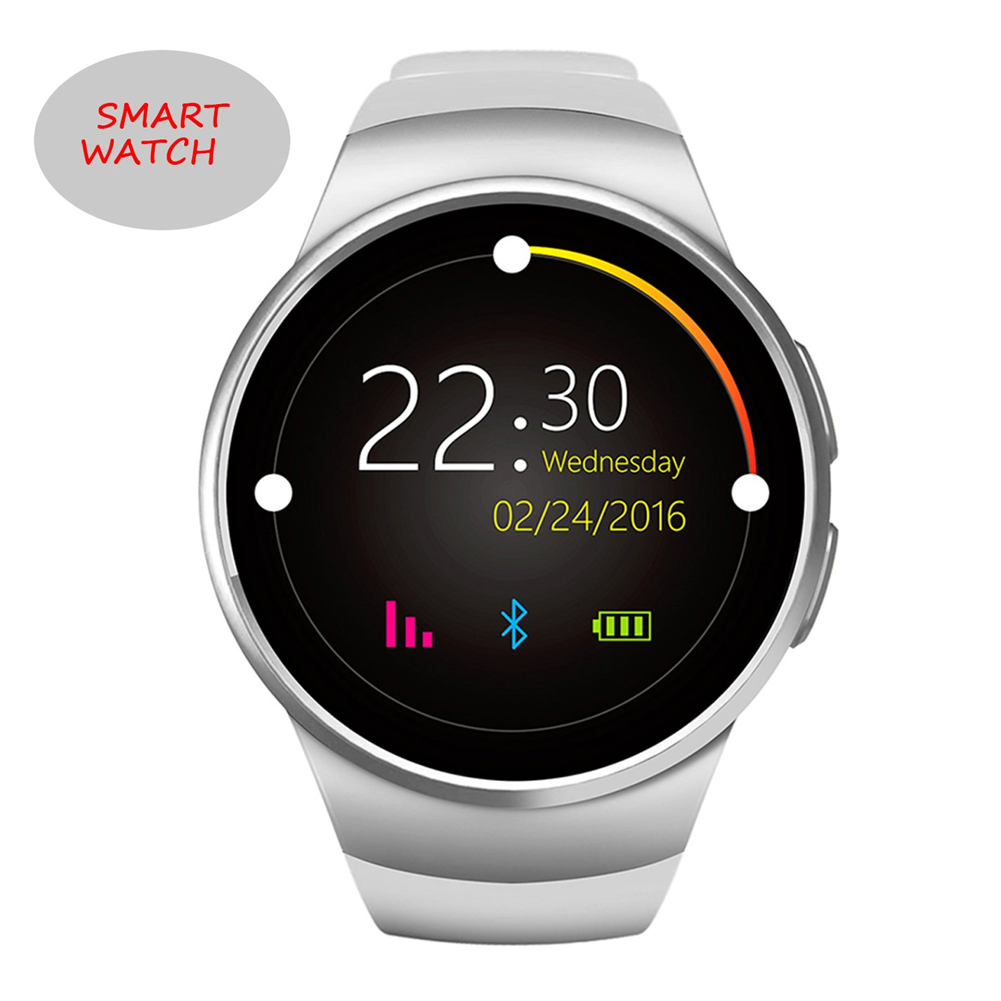 Smart Pulsera Watch de reloj móvil Smartwatch Andriod Fitness ...
