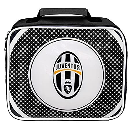 Juventus Fc Bullseye Kids Lunch Box Bag Sandwich Snack Cool Bag by Juventus  F.C. 24ff180faf