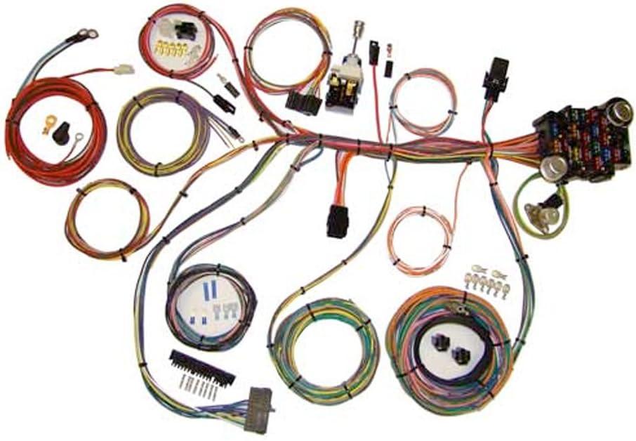 [DIAGRAM_38DE]  Amazon.com: American Autowire 510008 Power Plus 20 Integrated Fuse Box  System: Automotive | Integrated Wiring Fuse Box |  | Amazon.com