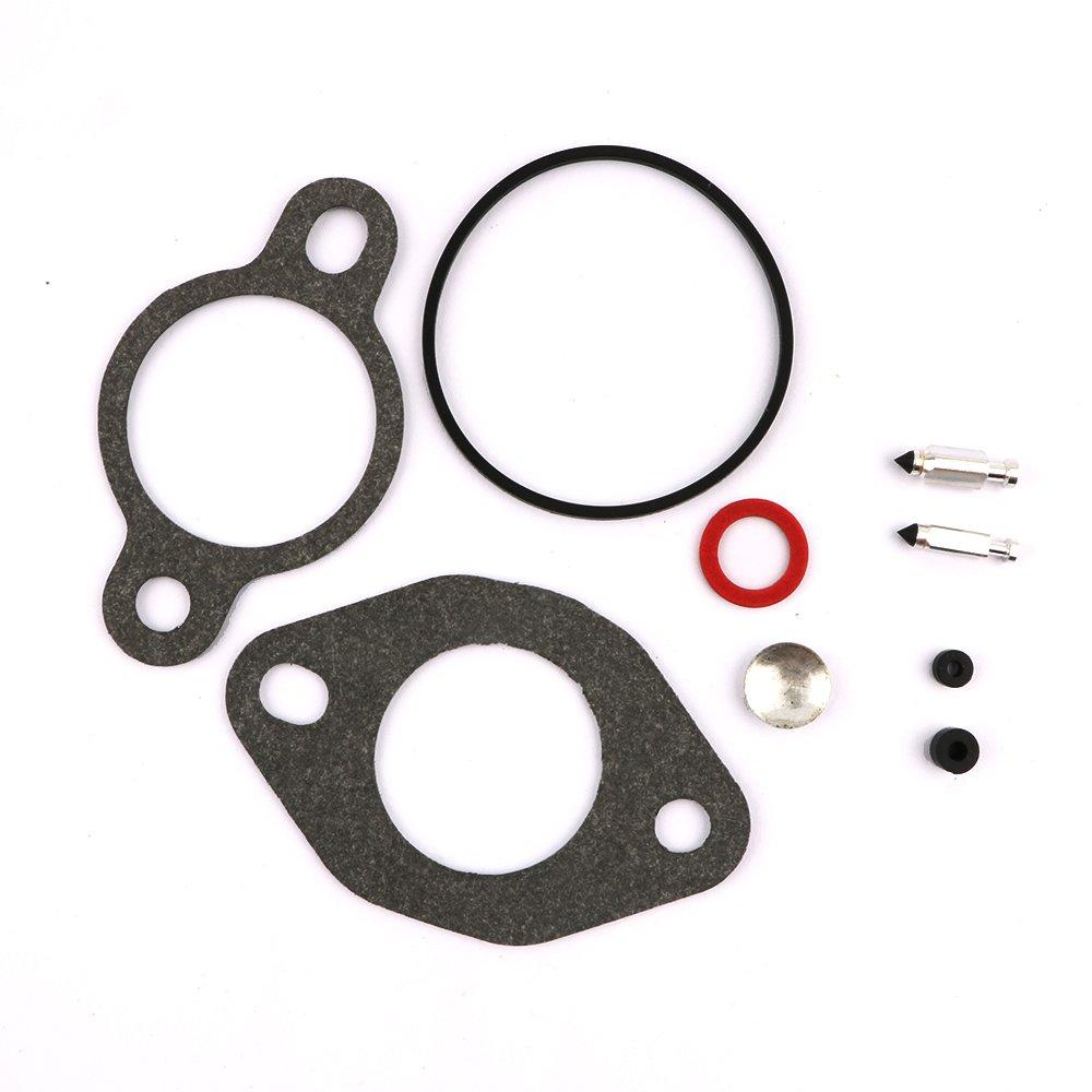 Carburetor Carb Repair Kit for Kohler Models 1275703-S, 12 757 03-S 12-757-03-S, 1275703S Command CH CV 11-16 By Mopasen