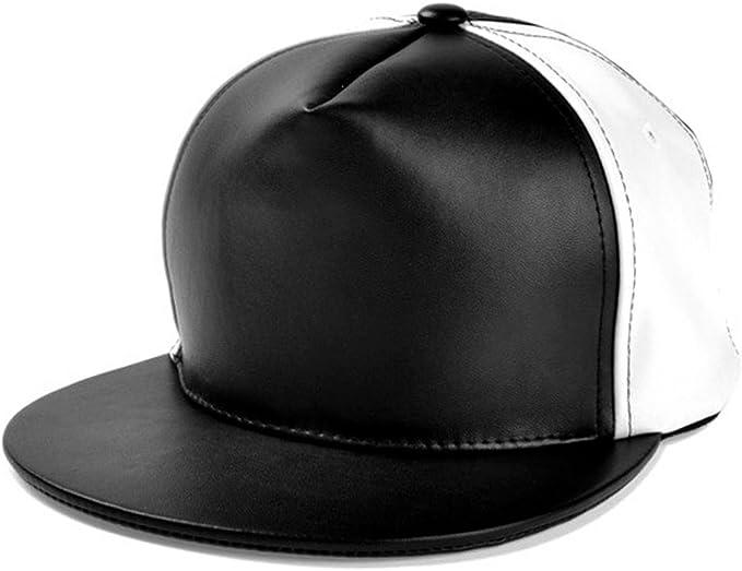 LOCOMO de Color negro blanco Color diseño de cuadros Gorra de ...