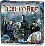 Asterion 8505 - Ticket to Ride: United Kingdom, Multicolore