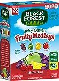 Black Forest Black Forest Juicy Center Fruit Medley Fruit Snacks, 0.8 Ounce Bag, 28 Count For Sale