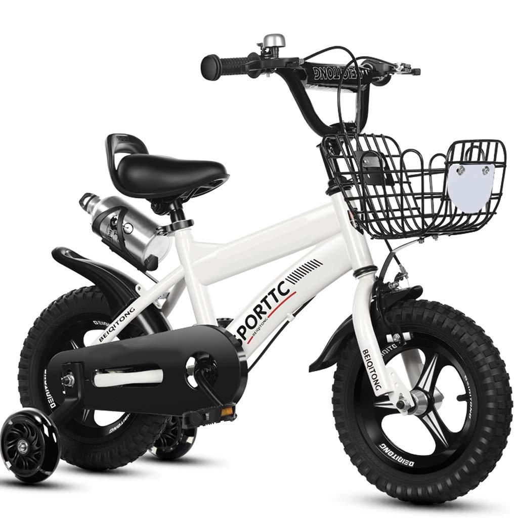 子供自転車2-3-4-5-6歳の男の子女の子子供自転車 (Size : 16in) 16in  B07QW5WLDT