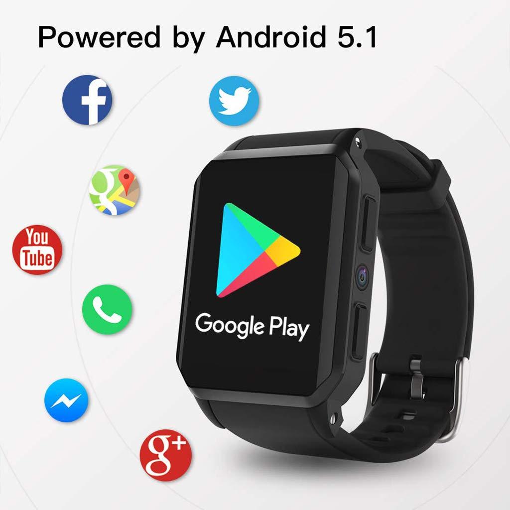 Reloj inteligente, reloj deportivo con GPS y Wi-Fi con cámara ...