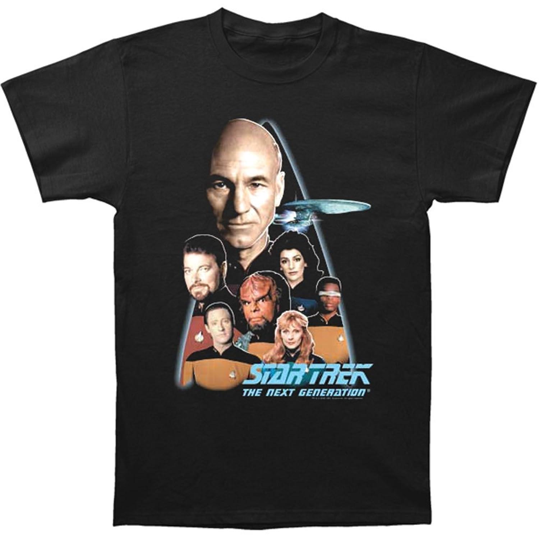 Star Trek T-Shirt - The Next Generation Crew Portrait Tee