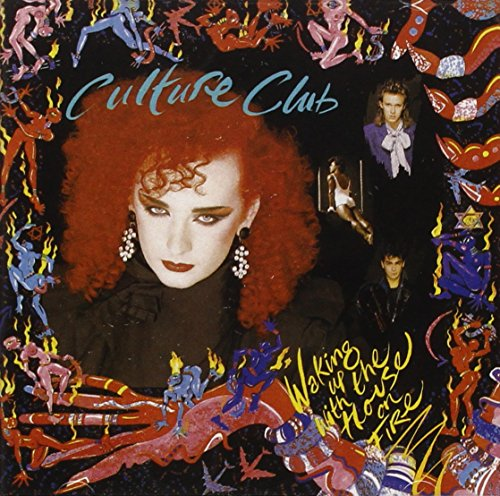 CD : Culture Club - Waking Up with the House on Fire (Bonus Tracks)