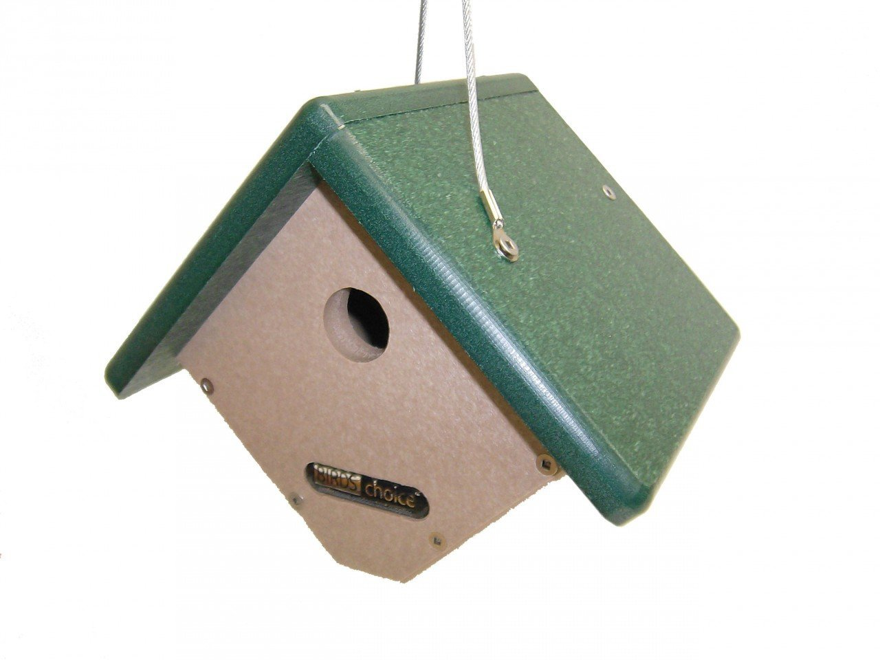 Birds Choice SNPT Recycled Pole-Topper SNWREN