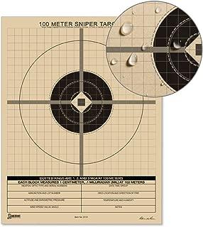 "product image for Rite in the Rain Weatherproof 8.5"" x 11"" Multipurpose / Universal / Sniper Tan Targets"