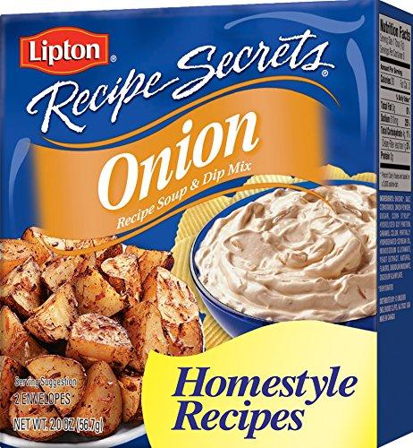 Lipton® Recipe Secrets® Onion Recipe Soup & Dip Mix: Homestyle (Lipton Onion Soup Recipes)