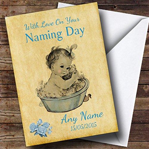 Naming Day Card - 9