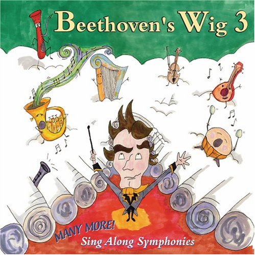 Price comparison product image Beethoven's Wig 3: Many More Sing-Along Symphonies