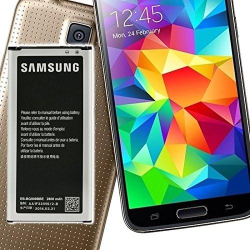 Batería EB-BG900BBU para Samsung Galaxy S5 i9600: Amazon.es ...