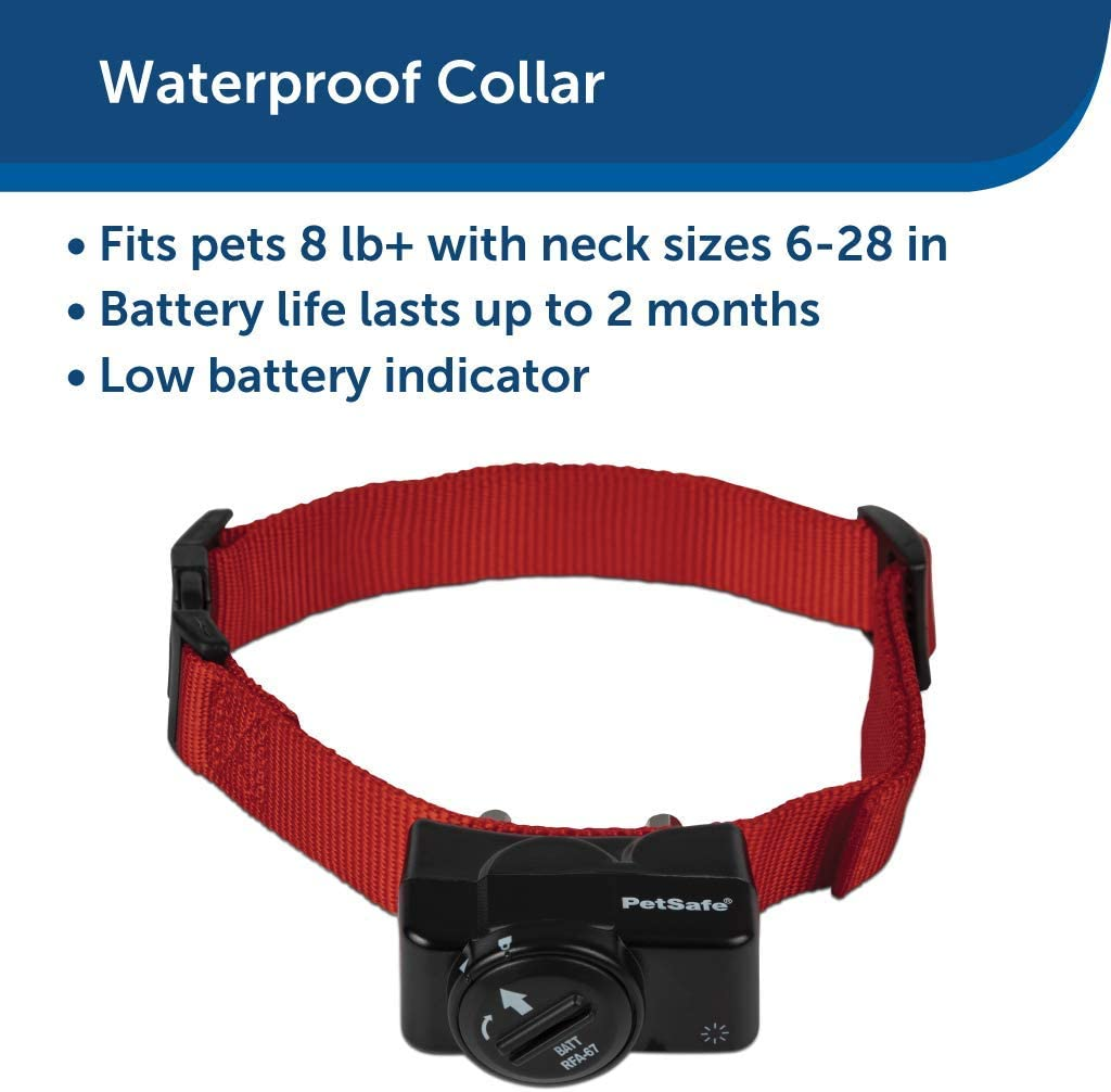 PetSafe wireless electric dog fence Pet Containment System