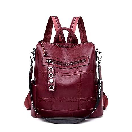 974453b10d04 Amazon.com : EHOO Fashion Women Bag Backpack, Rucksack School ...