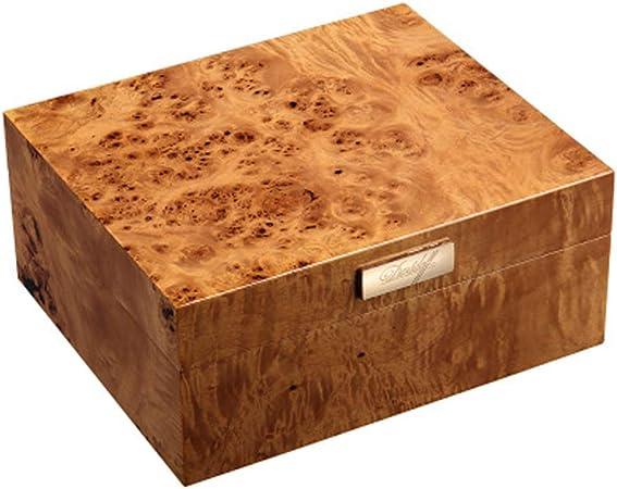 TYXHZL Caja de cigarros Multiusos para Cigarrillos de Madera de Pino/Caja de Almacenamiento/Memorias talladas Caja de Recuerdos Caja de Joyas Caja de dijes Cigarrillos Humidores: Amazon.es: Hogar