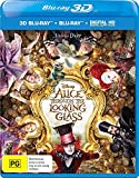 Alice Through The Looking Glass (3D Blu-ray + Blu-ray)