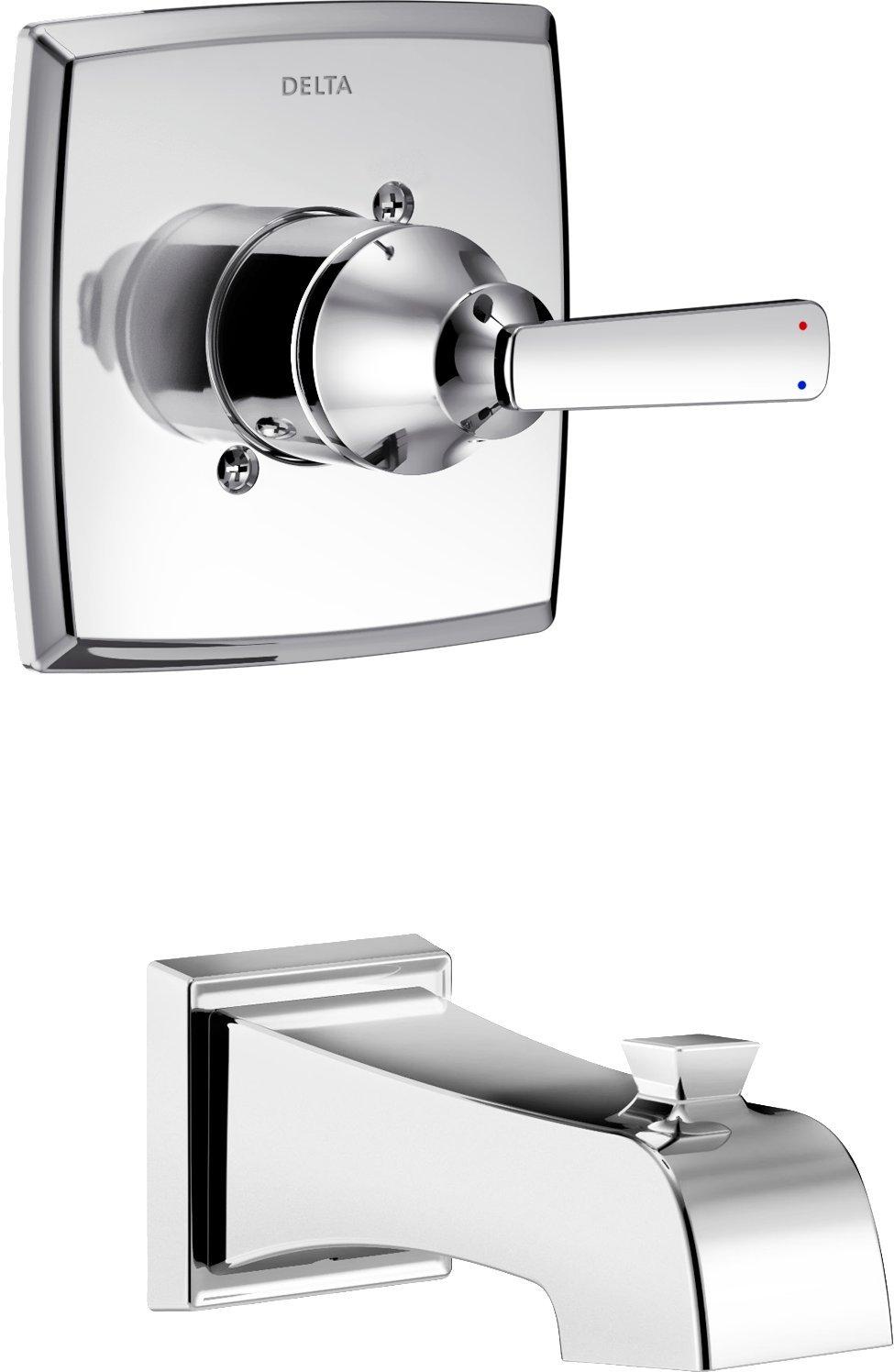 Delta Faucet T14164 Ashlyn Tub Trim, Chrome - - Amazon.com