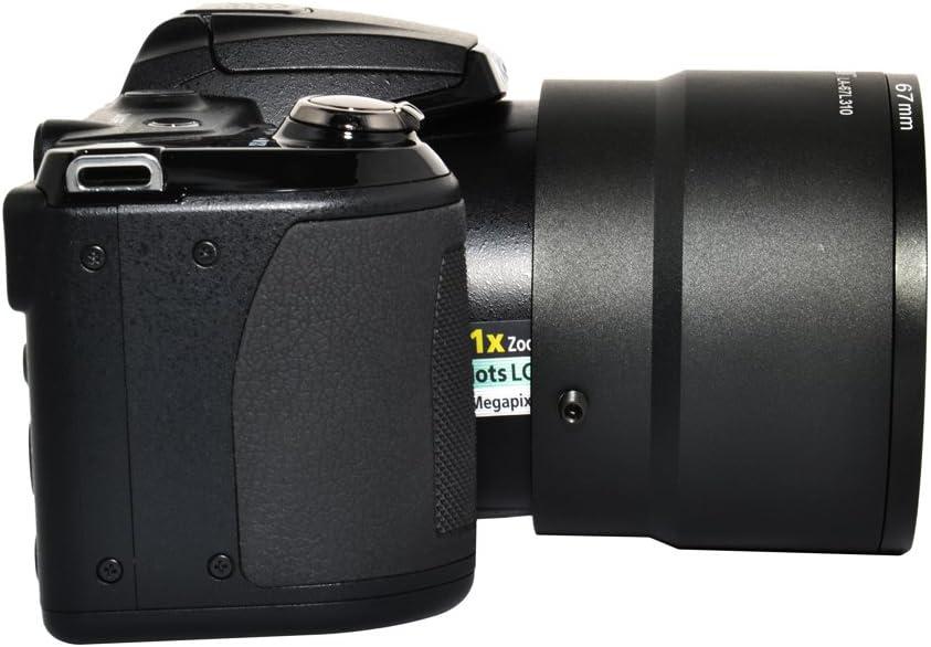 Kaavie - LA-67L310 -67mm filtro de la lente para NIKON COOLPIX ...