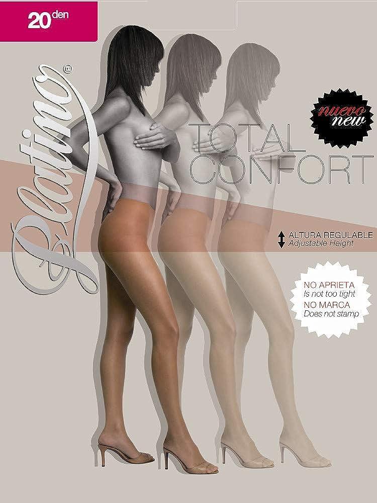 Platino X Total Comfort 20 Collant Lucidi