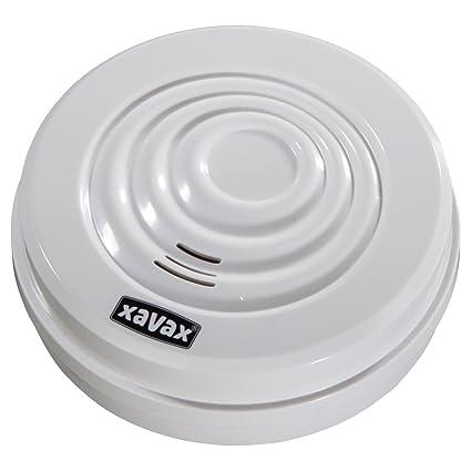 Xavax 00176504 Inalámbrico - Detector de Agua (Batería, 9 V)