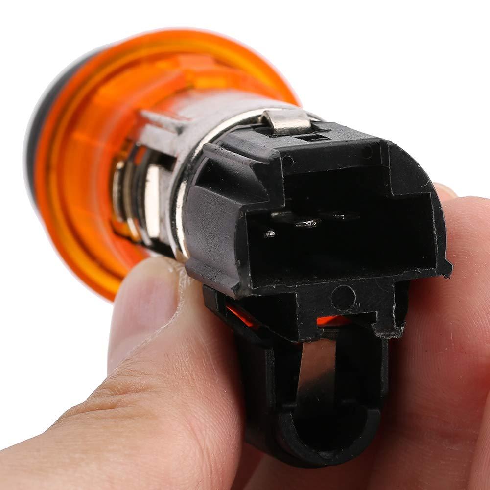 822754 Enchufe de encendedor de cigarrillos para coche de 12 V apto para 206 308 406 607 1007 Encendedor de cigarrillos Suuonee