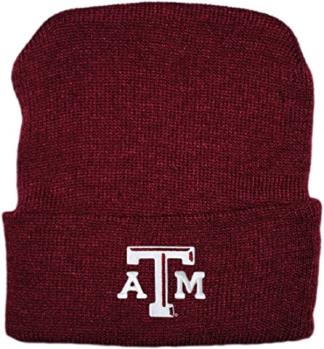 (Texas A&M University Aggies Newborn Baby Knit Cap)