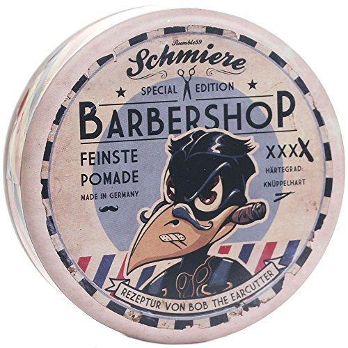 (Rumble-59 Barbershop Pomade Knuppelhart)