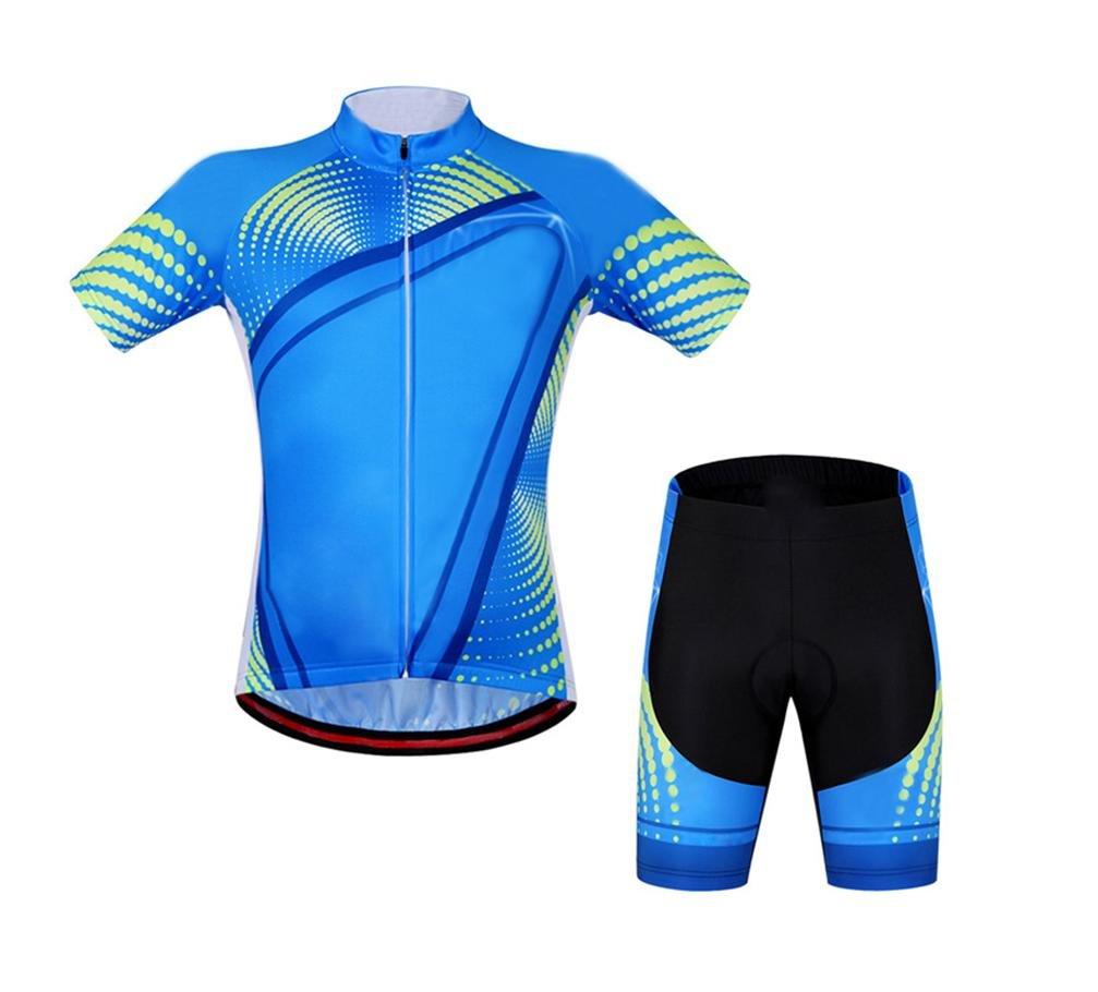 HL Kurzarm-Anzug Fahrrad Radbekleidung Mountainbike Kleidung Jacke JERSEY