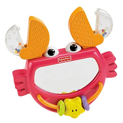 Fisher-Price Growing Baby Clack & Play Crab: Toys & Games