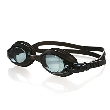 982d89a46a8 HiCool Anti-Fog Swim Goggle for Kids and Early Teens (Black ...