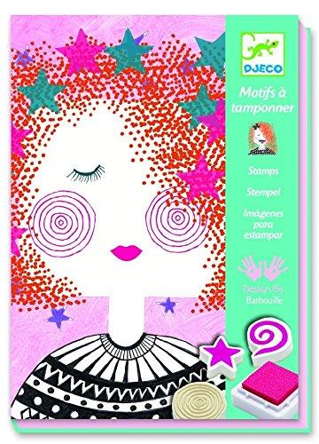 Fashion Girls Stamp Set