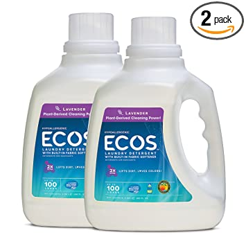Amazon.com: Earth Friendly Products ECOS 2X Detergente ...