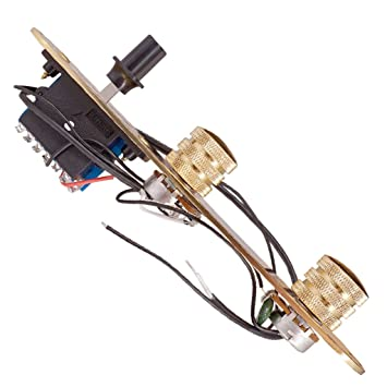 Control plate 3-Wege-Steuerplatte für TL Telecaster E-Gitarre