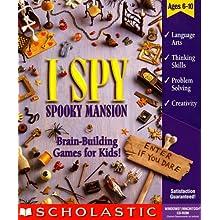 I Spy Spooky Mansion