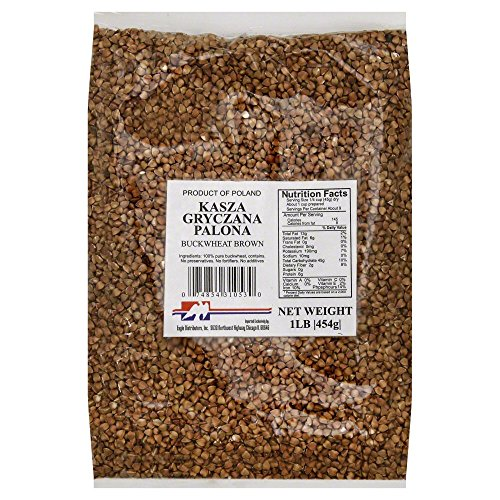 Eagle Buckwheat Brown, 16-Ounce (Pack of 12) by Eagle