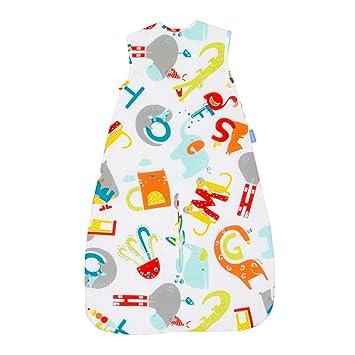 Grobag - Saco de dormir con diseño de elefantes de 1,0 tog, para