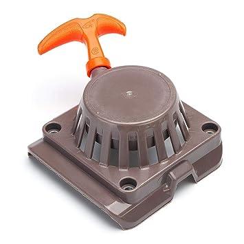 GIlH Effetool Actualiza retroceso Tire de arranque para GX35 / 139 ...